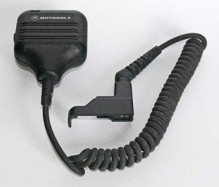 Motorola EMN6100B kézi mikrofon (használt)