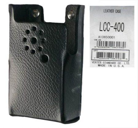 Yaesu LCC-400 bőrtok