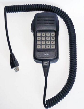 Vertex-Standard MH-64A8J távvezérlő DTMF mikrofon (bemutató darab)