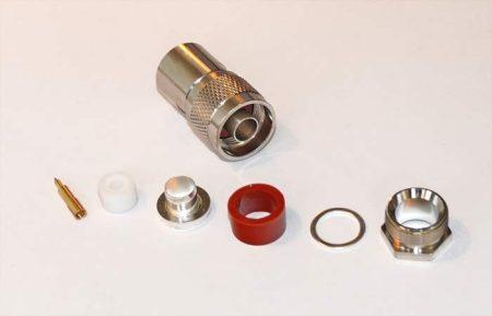 N dugó forrasztható RG-213, H-1000 kábelekhez