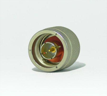N dugó RG-58 koax kábelhez, crimpelhető