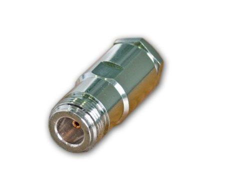 N aljzat H1000/RF400/7810A koax kábelhez, szerelhető