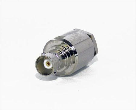 BNC aljzat H1000/RF400/7810A koax kábelhez, szerelhető