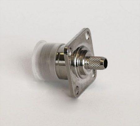 N aljzat beépíthető, crimpelhető, H-155 kábelhez
