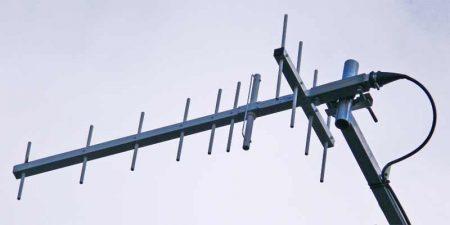AFY-4506 UHF yagi antenna 6dBd