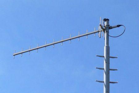 AFY-4512 UHF yagi antenna 12dBd