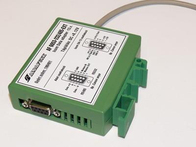AF6053-232/485 EXT modem