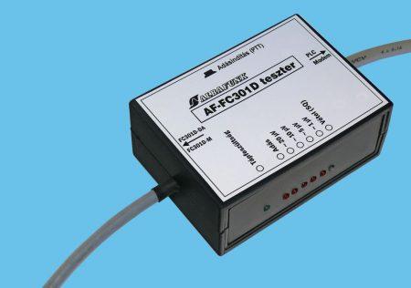 AF-FC301D teszter