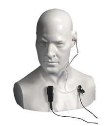 EA15/DX rejtett kezelő digitális rádiókhoz
