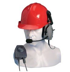 CHP450HS/DX egyfüles zajvédett fejszett védősisakhoz