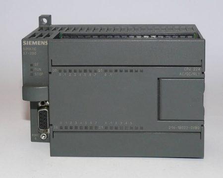 SIEMENS S7-200 CPU224   6ES7 214-1BD22-0XB0  (használt)