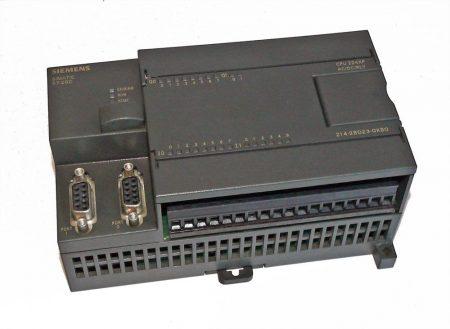 SIEMENS S7-200 CPU224XP   6ES7 214-2BD23-0XB0  (használt)