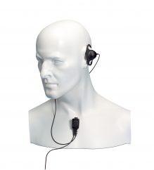 """EA12/950/DT gallér mikrofon """"D"""" alakú hallgatóval (ATEX)"""