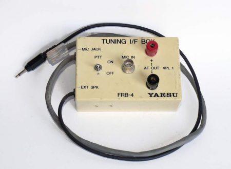 Yaesu FRB-4 rádió teszter (használt)