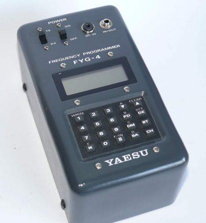 Yaesu FYG-4 programozó (használt)