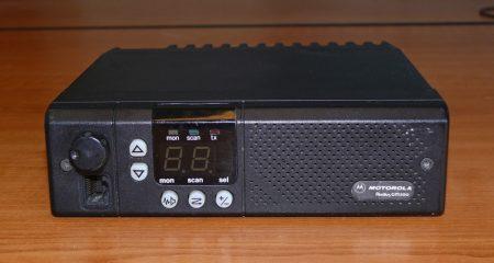 GM300 VHF mobil rádió (használt)