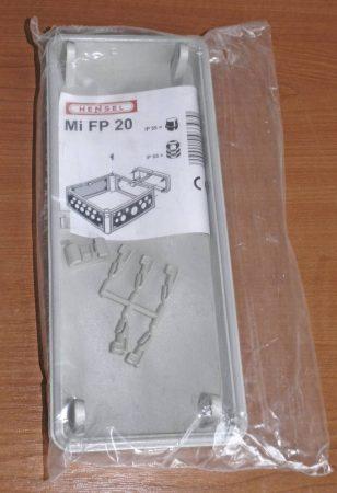 MI-FP20 zárófedél