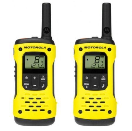 Motorola Talkabout T92 H2O vízálló PMR446 adó-vevő