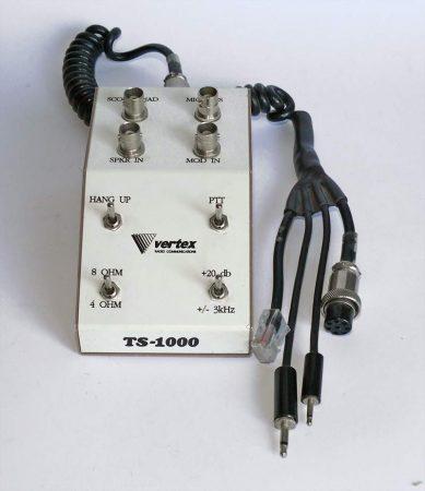 Vertex TS-1000 rádió teszter (használt)